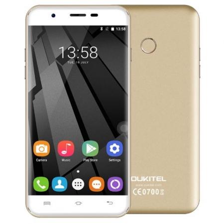 Oukitel Smartphone U7 Plus Gold